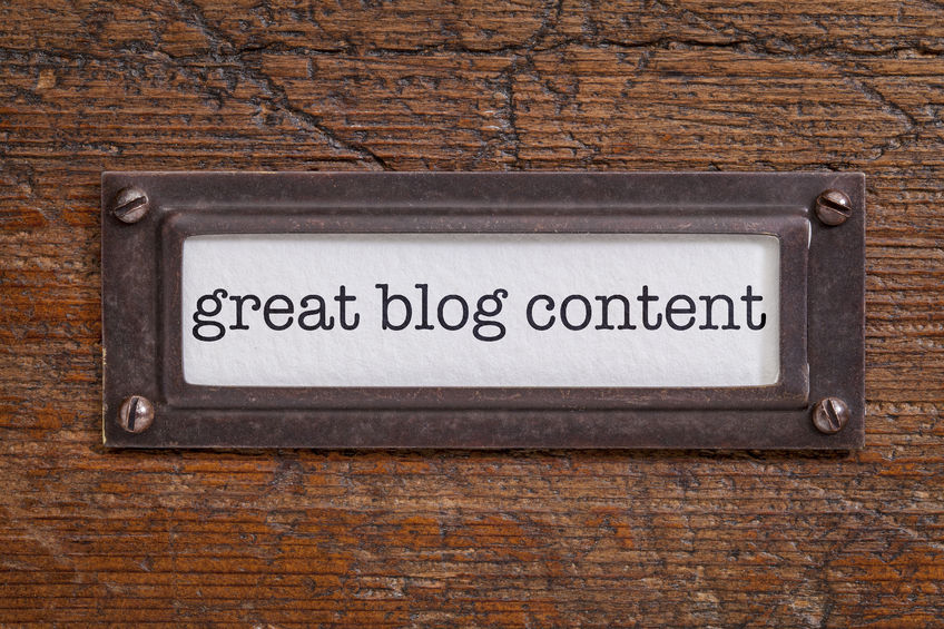 How to Write a Great Blog Post: A Blogger's Cheat Sheet
